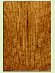 """CDES43568 - Port Orford Cedar, Solid Body Guitar Drop Top Set, Med. to Fine Grain, Excellent Color, Highly ResonantGuitar Wood, 2 panels each 0.28"""" x 7.625"""" x 21.75"""", S2S"""