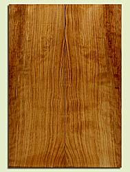 """CDES43571 - Port Orford Cedar, Solid Body Guitar Drop Top Set, Med. to Fine Grain, Excellent Color, Highly ResonantGuitar Wood, 2 panels each 0.28"""" x 7.75"""" x 21.875"""", S2S"""