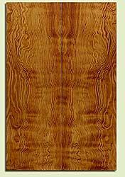 "DFES43712 - Douglas Fir, Solid Body Guitar Drop Top Set, Med. Grain Salvaged Old Growth, Excellent Color& Contrast, ExquisiteGuitar Wood, 2 panels each 0.21"" x 7.625"" x 23.25"", S2S"