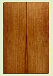 "DFSB43728 - Douglas Fir, Acoustic Guitar Soundboard, Classical Size, Very Fine Grain Salvaged Old Growth, Excellent Color& Contrast, ExquisiteGuitar Wood, 2 panels each 0.18"" x 7.625"" x 23.75"", S2S"