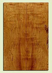 "DFES43744 - Douglas Fir, Solid Body Guitar Drop Top Set, Med. Grain Salvaged Old Growth, Excellent Color & Contrast, Exquisite Guitar Wood, 2 panels each 0.27"" x 7.625"" x 23.25"", S2S"