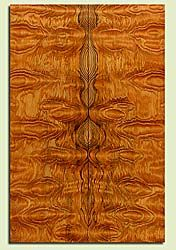 "DFES43758 - Douglas Fir, Solid Body Guitar Drop Top Set, Med. Grain Salvaged Old Growth, Excellent Color & Contrast, Exquisite Guitar Wood, 2 panels each 0.27"" x 7.75"" x 23.25"", S2S"