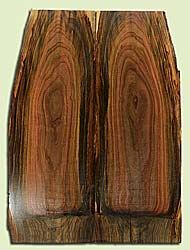 """PIES43784 - Pistachio, Solid Body Guitar Fat Drop Top Set, Med. to Fine Grain, Excellent Color, GreatGuitar Wood, Note: There are checks in this set., 2 panels each 0.36"""" x 6.5 to 8.5"""" x 23.125"""", S2S"""