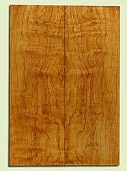 "CDES43913 - Port Orford Cedar, Solid Body Guitar Drop Top Set, Med. to Fine Grain, Excellent Color, OutstandingGuitar Wood, 2 panels each 0.26"" x 7.625"" x 22.25"", S2S"