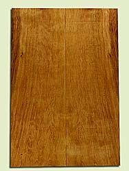 "CDES43916 - Port Orford Cedar, Solid Body Guitar Drop Top Set, Med. to Fine Grain, Excellent Color, OutstandingGuitar Wood, 2 panels each 0.25"" x 8.25"" x 23.5"", S2S"