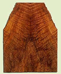 """MAES43939 - Western Big Leaf Maple, Solid Body Guitar Drop Top Set, Med. to Fine Grain, Excellent Color, OutstandingGuitar Wood, Note:  This set has checks., 2 panels each 0.28"""" x 4.5 to 8.125"""" x 21.125"""", S2S"""
