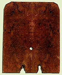 """MAES43940 - Western Big Leaf Maple, Solid Body Guitar Drop Top Set, Med. to Fine Grain, Excellent Color, OutstandingGuitar Wood, Note:  This set has bark inclusions and voids., 2 panels each 0.28"""" x 8.5"""" x 21.25"""", S2S"""