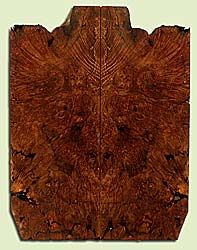 """MAES43944 - Western Big Leaf Maple, Solid Body Guitar Drop Top Set, Med. to Fine Grain, Excellent Color, OutstandingGuitar Wood, Note:  This set has bark inclusions and voids., 2 panels each 0.28"""" x 8.5"""" x 20 to 22.75"""", S2S"""