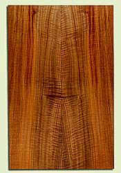 """MAES44016 - Western Big Leaf Maple, Solid Body Guitar Fat Drop Top Set, Med. to Fine Grain, Excellent Color, OutstandingGuitar Wood, 2 panels each 0.41"""" x 7.5"""" x 23.25"""", S2S"""