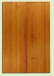"DFEB44125 - Douglas Fir, Solid Body Guitar Body Blank, Med. to Fine Grain, Excellent Color, OutstandingGuitar Wood, 2 panels each 1.95"" x 7.75"" x 23.25"", S2S"