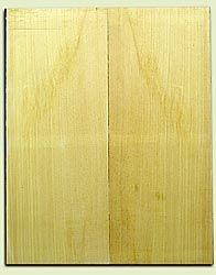 "DFSB05455 - Douglas Fir Archtop Guitar Soundboard Set, 1/4 Sawn Fine Grain Salvaged Old Growth.  2 panels each  .88"" x 9.5"" x 24""  S1S  Outstanding Guitar Wood"