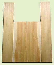 "DFAS07027 - Douglas Fir Acoustic Guitar Back & Side Set, Light Curl, Fine Grain Old Growth, Awesome Tap Tone, Dreadnought size.  2 panels each  .16"" x 8"" x 24"" and 2 panels each  .15"" x 6"" x 36""  S1S  Amazing Guitar Wood"