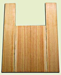 "DFAS08521 - Douglas Fir Acoustic Guitar Back & Side Set, Fine Grain Old Growth, Awesome Tap Tone, Dreadnought size. 2 panels each .18"" x 7.75"" x 23"" and 2 panels each .18"" x 6"" x 35.75"" S1S Amazing Guitar Wood"