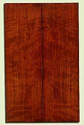 "RWES09574 - Curly Redwood Solid Body Guitar Top Set, Medium to Good Figure, Fine Grain Salvaged Old Growth, Strat or Bass Guitar size. 2 panels each .24"" x 6.75"" x 22"" S1S Eco-Friendly Guitar Wood"